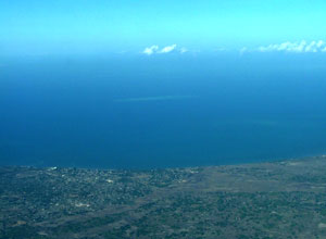 Fly away from Pemba and Tanzania