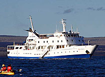 Eclipse Galapagos Yacht