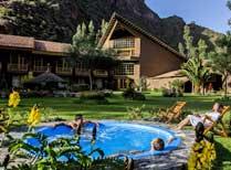 Mountain Lodges Lares Cultural Trek