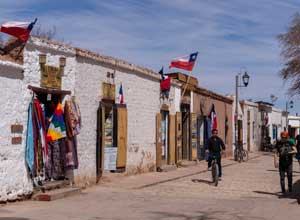 Shopping in San Pedro de Atacama