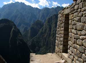 Spend time exploring the site of Machu Picchu