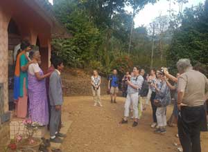 Visit a local family in Periyar