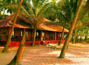 Chera Rock Beach Resort, Malabar, India