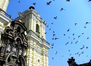 Church of San Francisco Lima