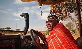 Saruni Samburu and Mara
