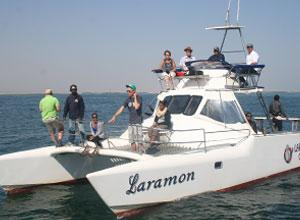 Walvis Bay boat trip