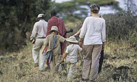 Tanzania Family Safari and Beach Holiday