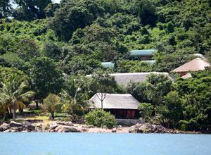 Cottages at Blue Zebra Island Lodge