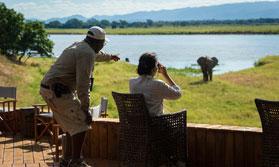 Zimbabwe in Luxury